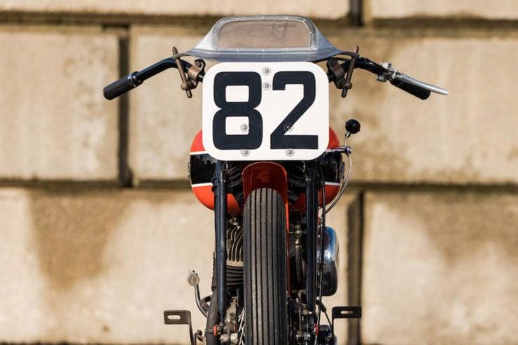 Harley-Davidson WRTT Handlebars
