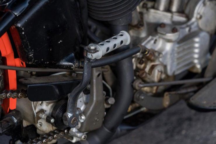 Harley-Davidson WRTT Kick Starter
