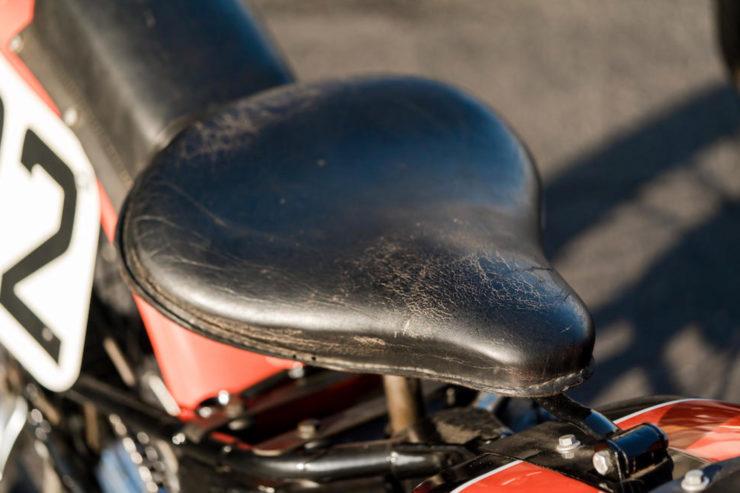 Harley-Davidson WRTT Seat