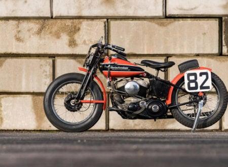 Harley-Davidson WRTT Side