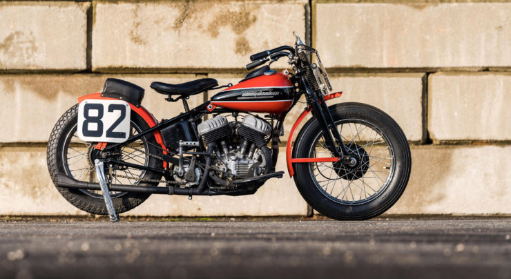 Harley-Davidson WRTT and the WR