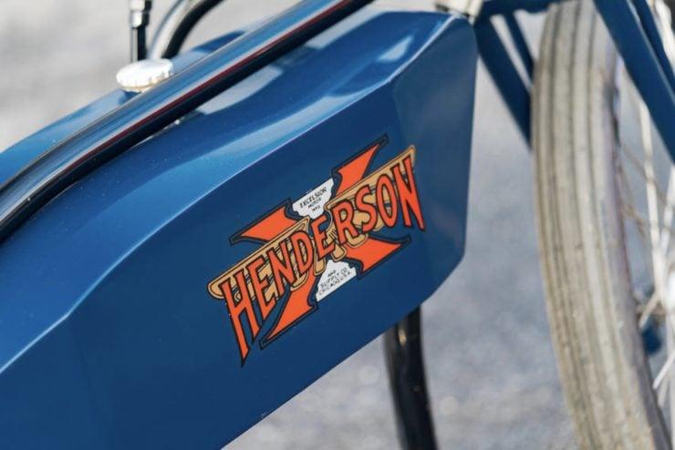Henderson Board Track Racer 9