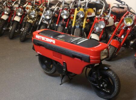 Honda Motocompo 10