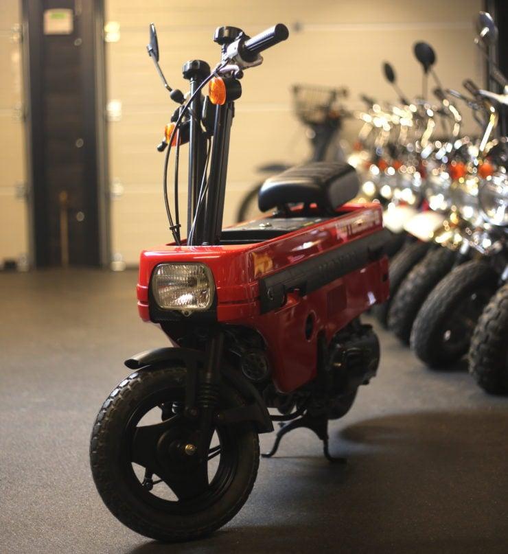 Honda Motocompo 4
