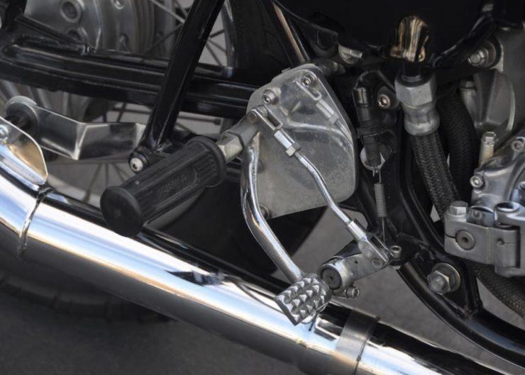 Honda CB750 Cafe Racer Brake