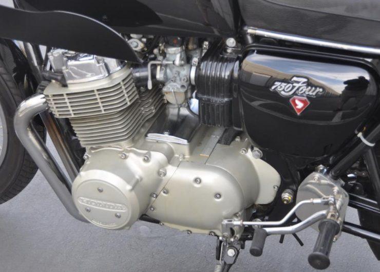 Honda CB750 Cafe Racer Engine 2