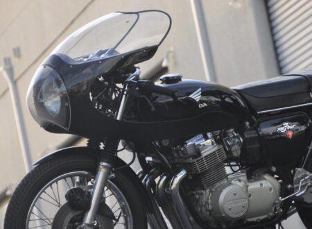 Honda CB750 Cafe Racer Fairing 2