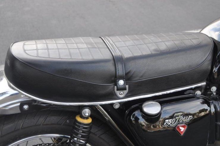Honda CB750 Cafe Racer Seat