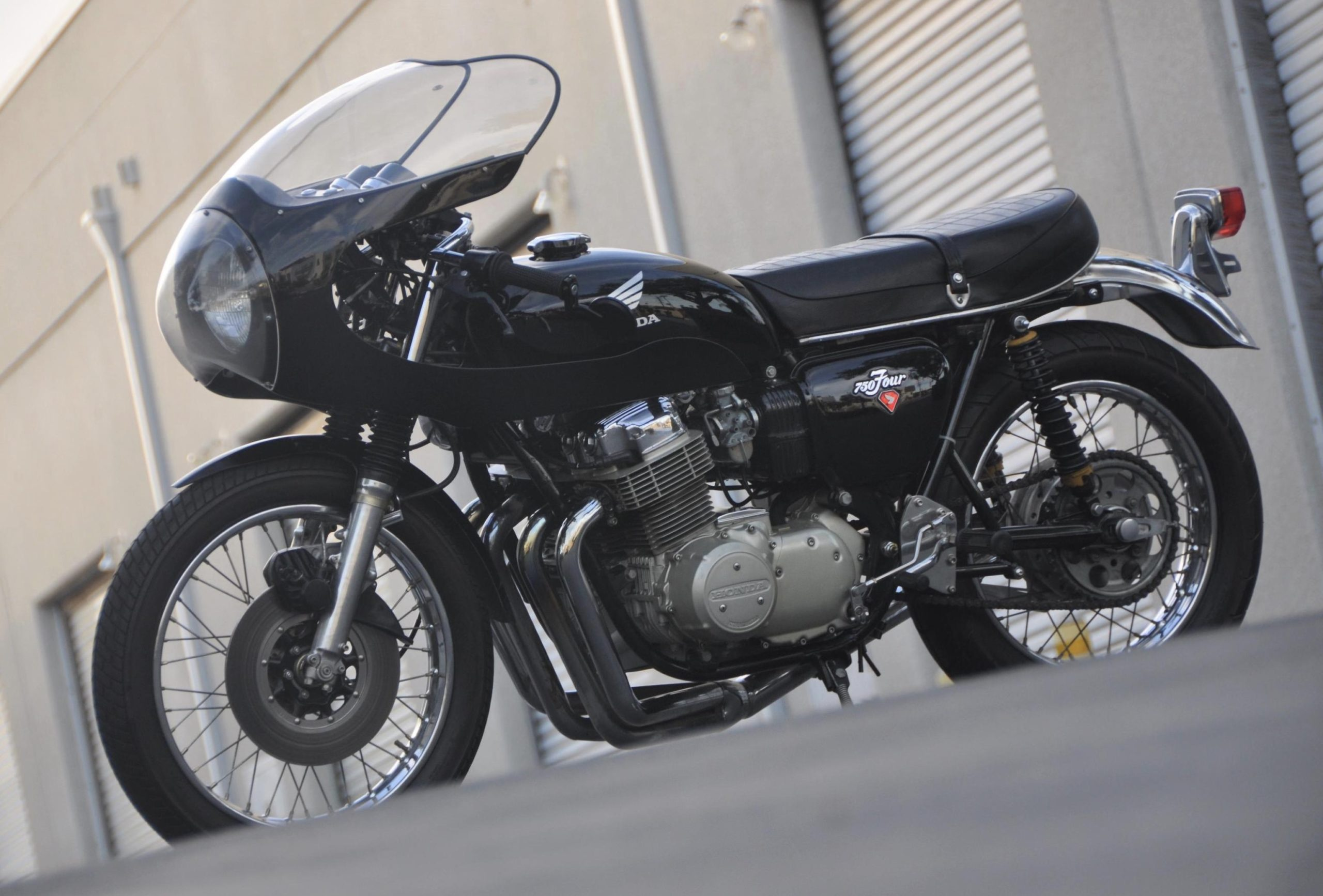 Is This The Perfect Honda Cb750 Cafe Racer We Think It Might Be