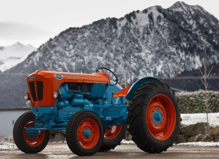 Lamborghini Tractor 2 R 1