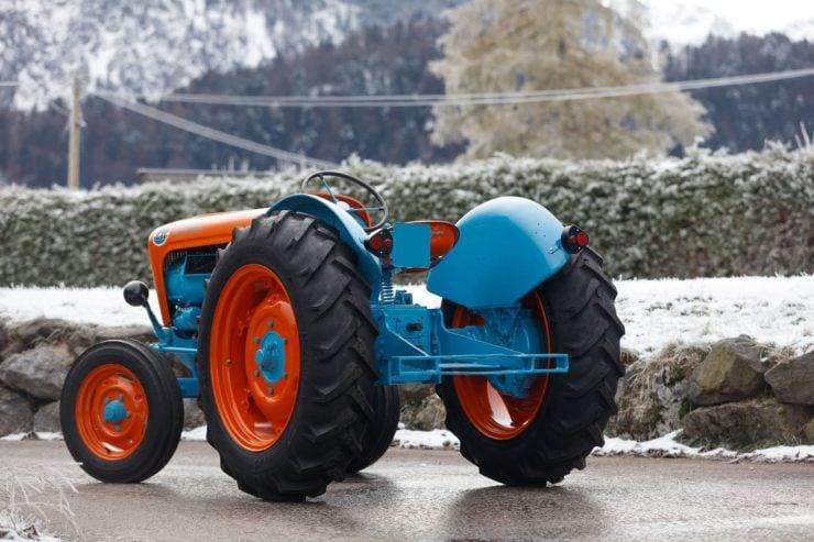 Lamborghini Tractor 2 R Rear 2