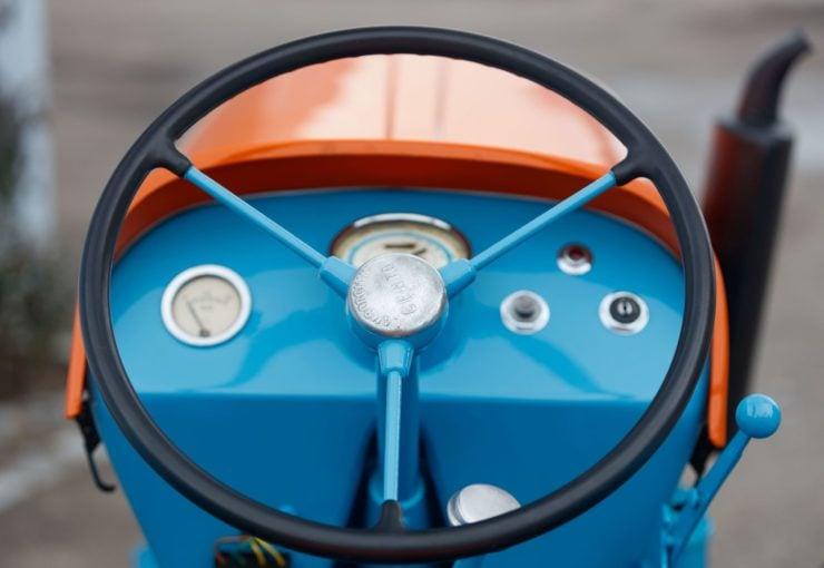 Lamborghini Tractor 2 R Steering Wheel