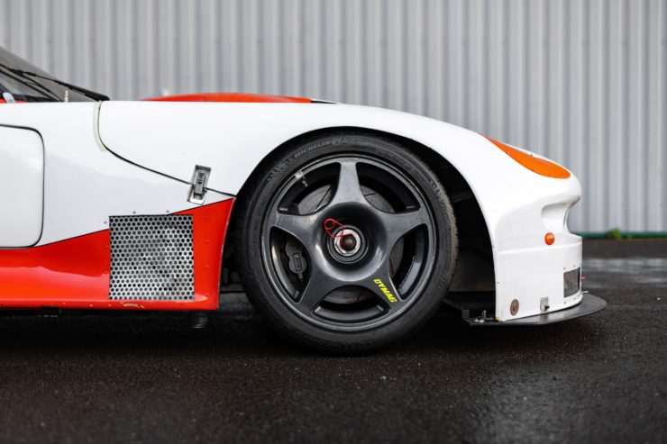Marcos Mantis GTO Wheel