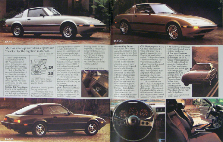 A Brief History of the Mazda RX-7 – Everything You Need To Know