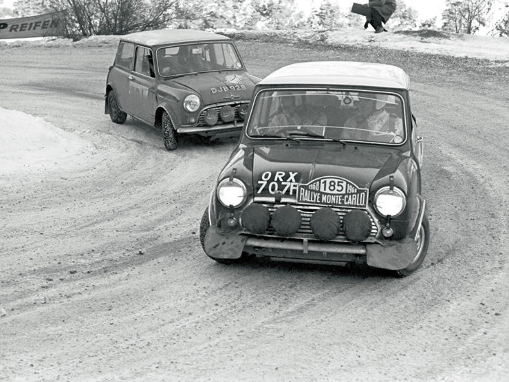 Mini Rally Car