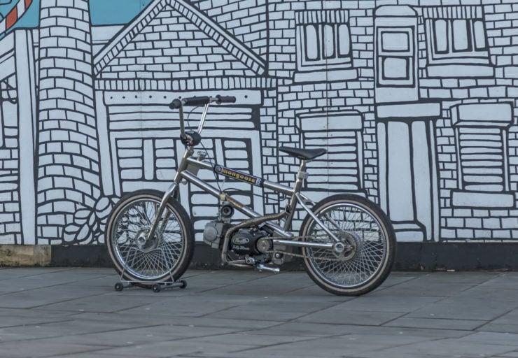 Motorized Mongoose BMX Bike 1