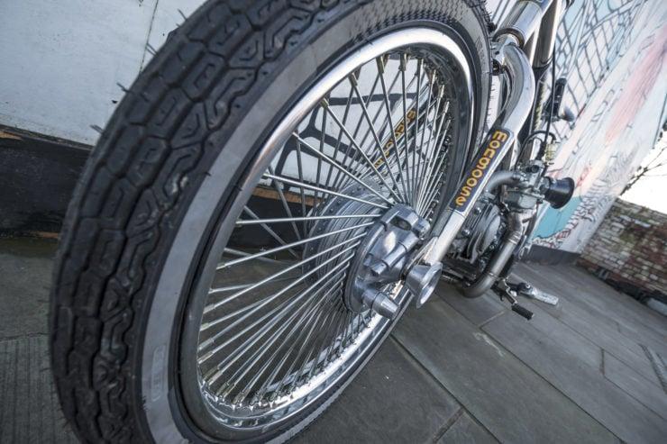 Motorized Mongoose BMX Bike 15