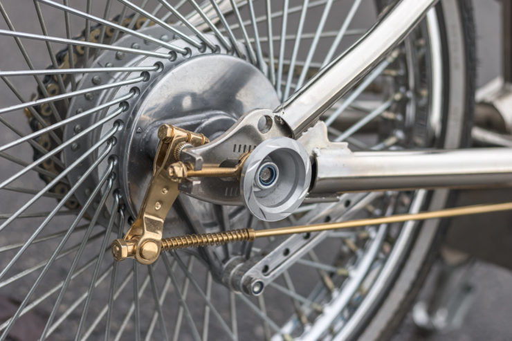 Motorized Mongoose BMX Bike 7