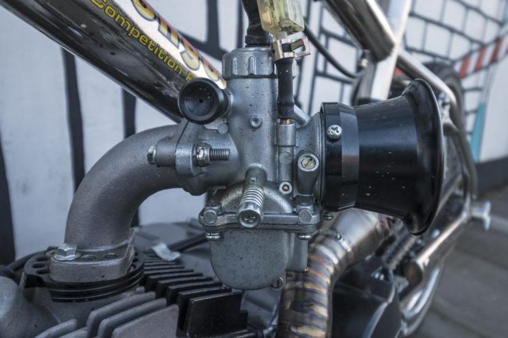 Motorized Mongoose BMX Bike 9