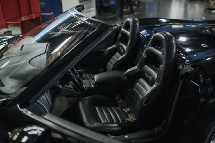 Shelby Series 1 Prototype Seats