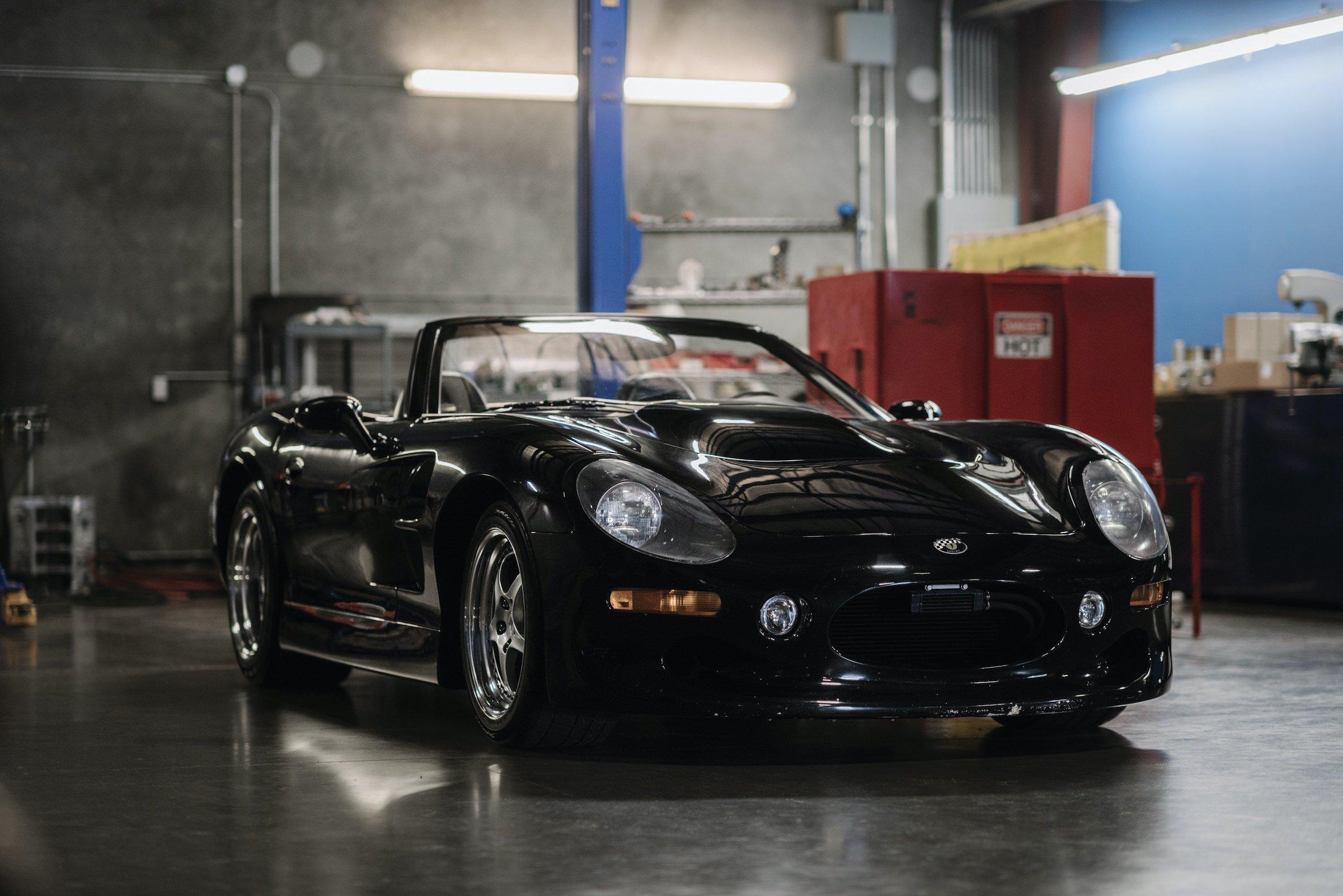 Shelby Series 1 Prototype