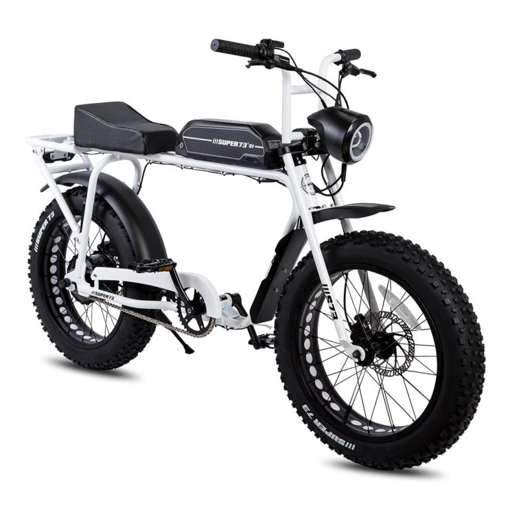Super73-S1 Universal Motorbike Front