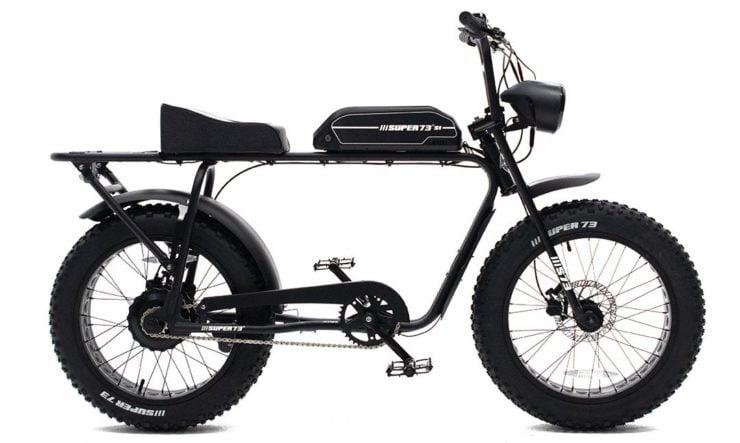 Super73-S1 Universal Motorbike Side