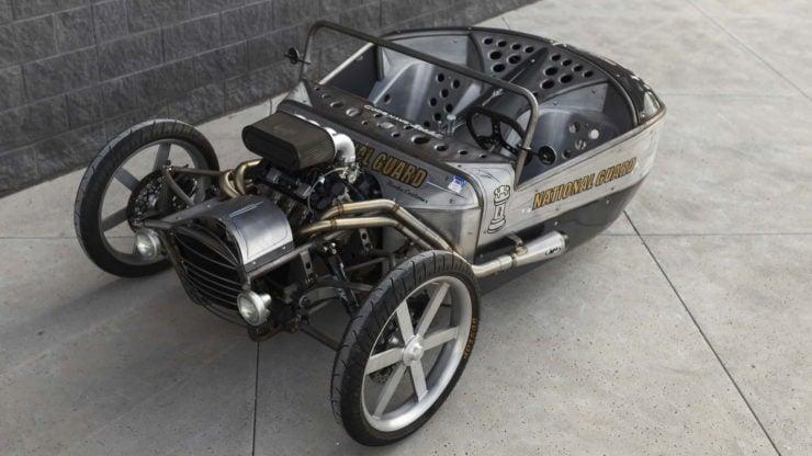 Suzuki GSX-R 1000R Powered 3-Wheeler Built By Jesse Rooke 10