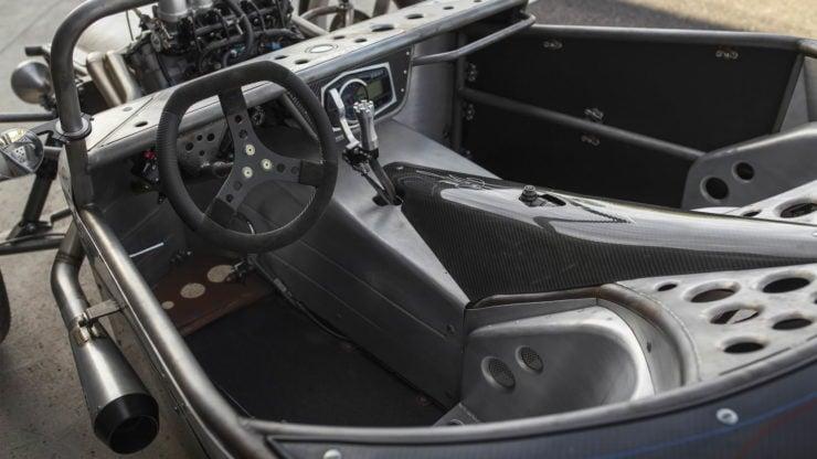 Suzuki GSX-R 1000R Powered 3-Wheeler Built By Jesse Rooke 11