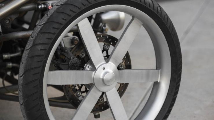 Suzuki GSX-R 1000R Powered 3-Wheeler Built By Jesse Rooke 14