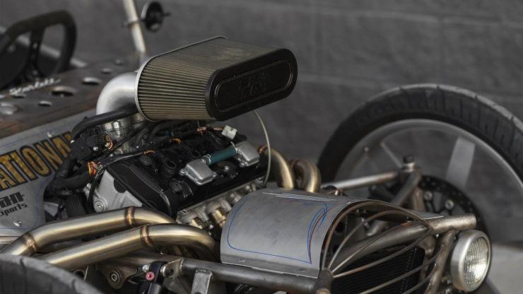 Suzuki GSX-R 1000R Powered 3-Wheeler Built By Jesse Rooke 4
