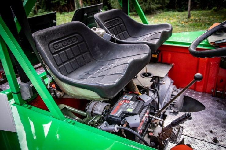 TAG Croco 4x4 Amphibious Vehicle 10