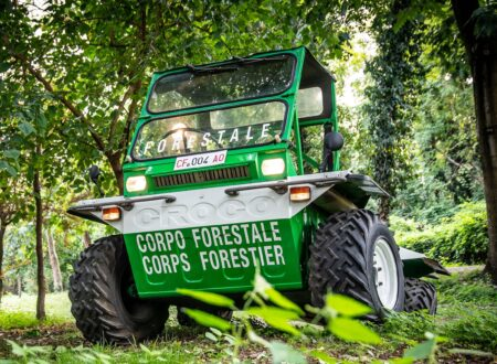 TAG Croco 4x4 Amphibious Vehicle 2