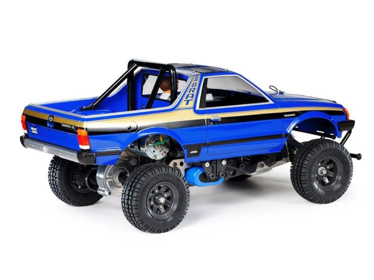 Tamiya Subaru Brat RC