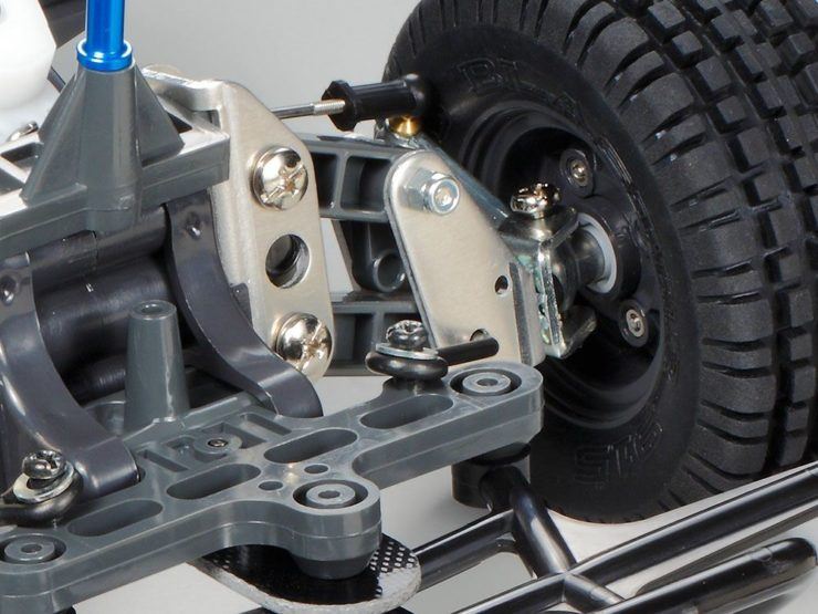 Tamiya Subaru Brat Suspension