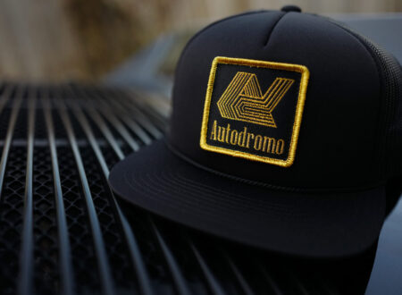 The Autodromo Hat - Tabac Logo Version