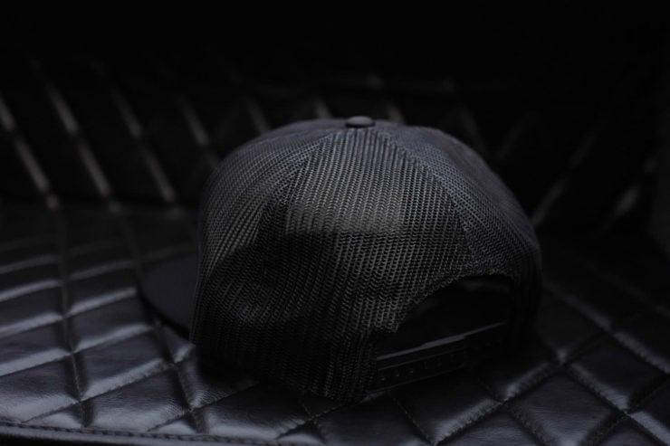 The Autodromo Hat – Tabac Logo Version