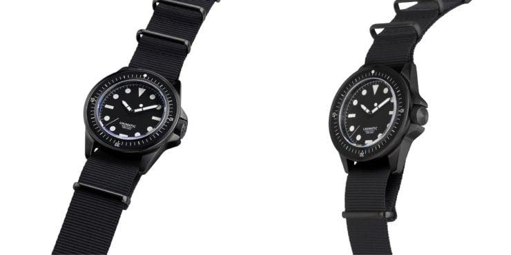 Unimatic U1-FN NATO Watch Strap