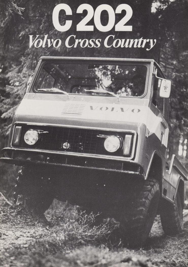 Volvo Laplander C202