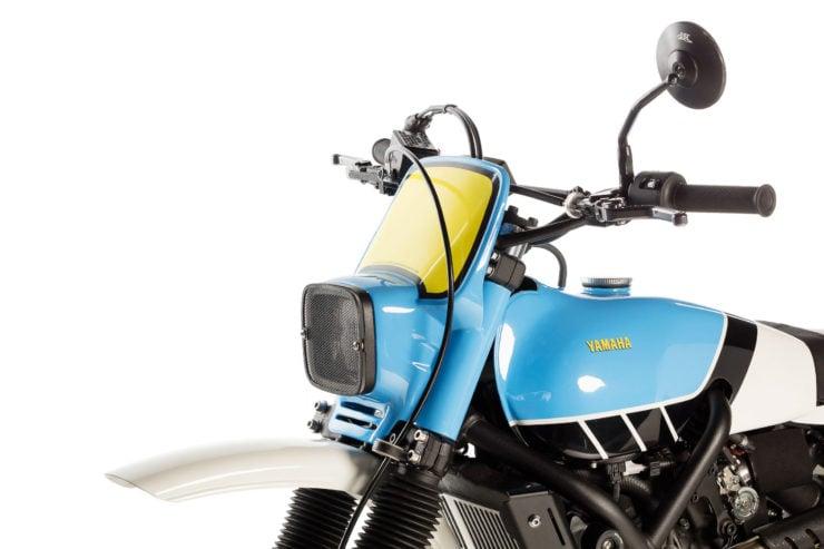 Yamaha XSR700 TT Custom 1