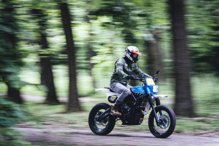 Yamaha XSR700 TT Custom 19