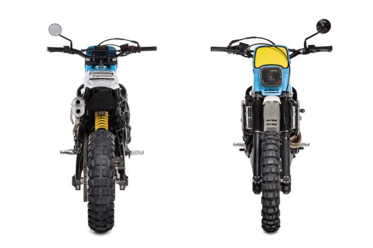 Yamaha XSR700 TT Custom 2