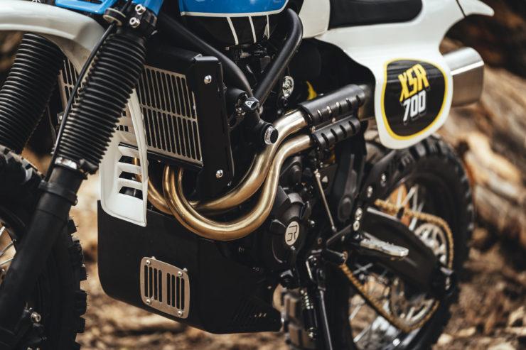 Yamaha XSR700 TT Custom 20