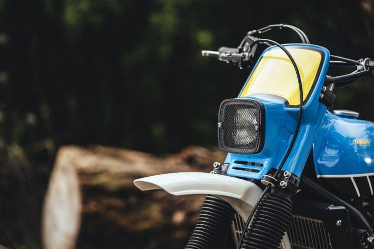 Yamaha XSR700 TT Custom 21
