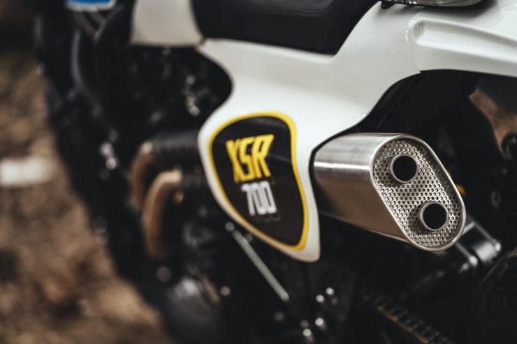 Yamaha XSR700 TT Custom 22