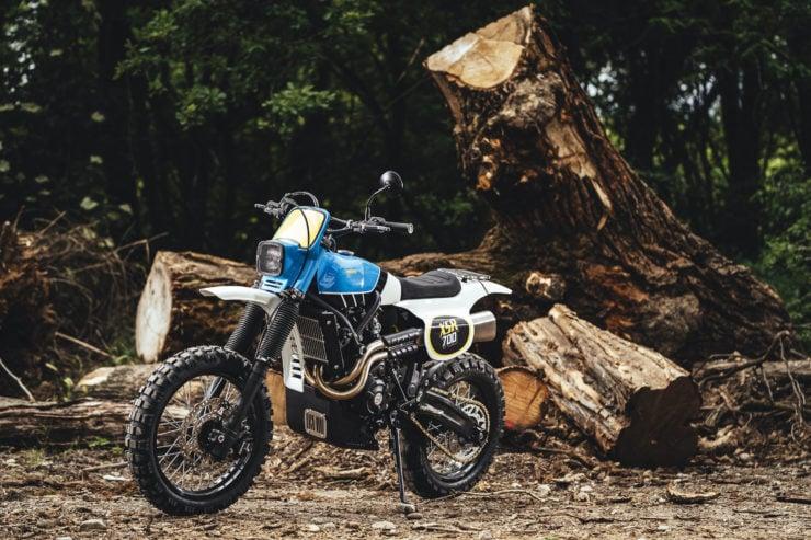Yamaha XSR700 TT Custom 23