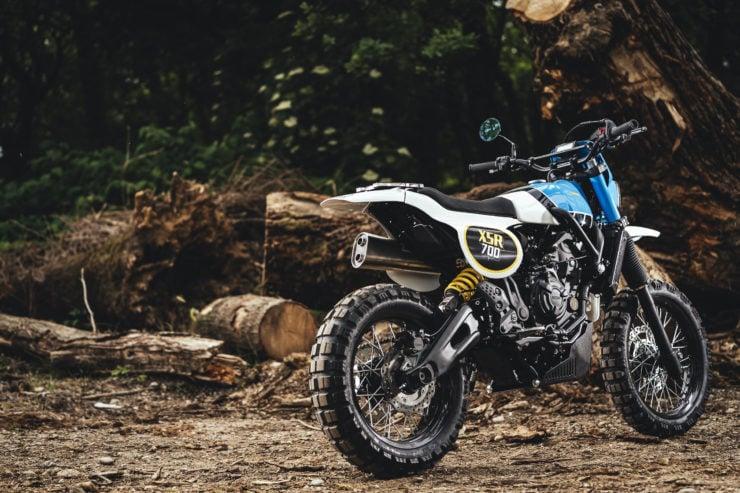 Yamaha XSR700 TT Custom 25