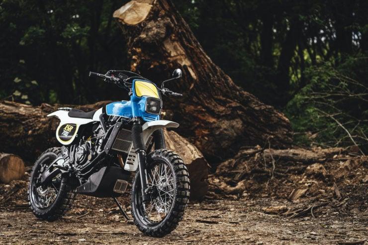 Yamaha XSR700 TT Custom 26