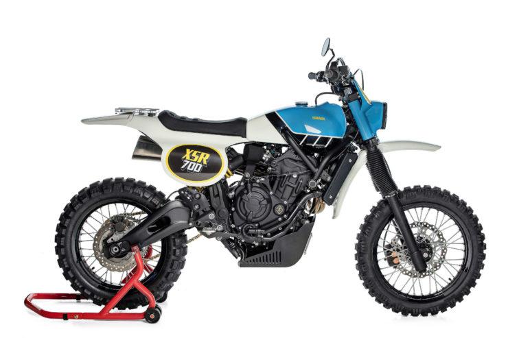 Yamaha XSR700 TT Custom 5