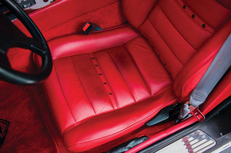 Zimmer Quicksilver Seats